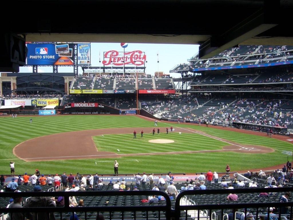 My Stadium Tour Blogging Mets