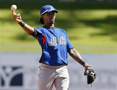 SPORTS-US-BASEBALL-METS-REYES