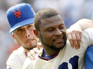 Giants Mets Baseball