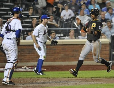 Mets, Dickey Lose a Disappointing One