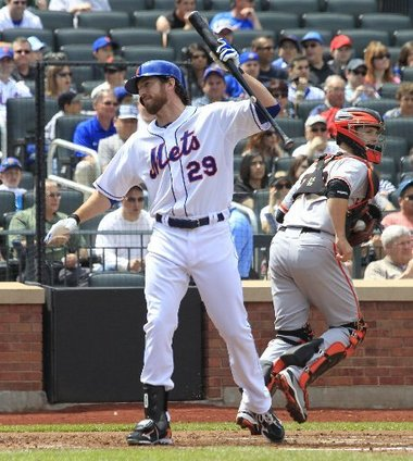 It's been that kind of year for Ike Davis
