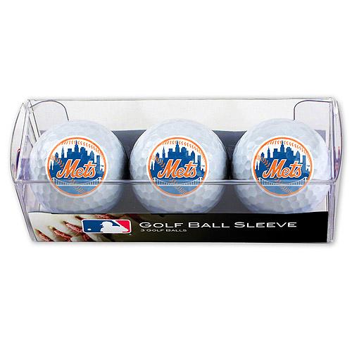 Mets Golf Balls