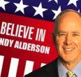 Well, at least a few people believe in Sandy Alderson.