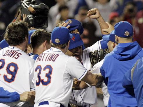 June's greatest moment -- Johan Santana's no-hitter