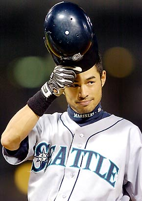 Ichiro Suzuki will be tipping his cap for the Yankees now