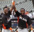 Jose Reyes & Hanley Ramirez -- teammates no more
