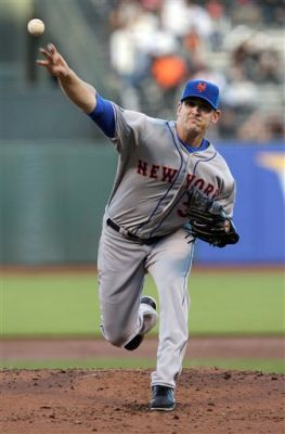 Matt Harvey suffers 1st major league loss