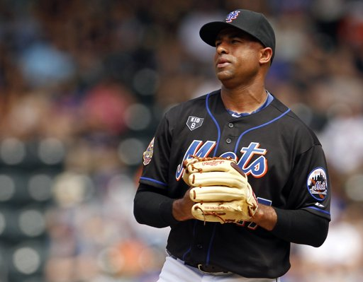 newest 7ee1e 149cc Dodgers Top Mets; R.A. Dickey Flops in Relief – Blogging Mets