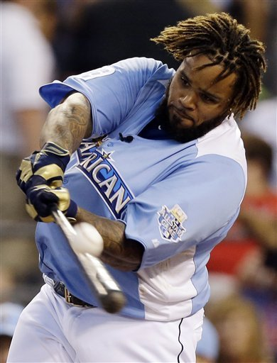 Prince Fielder wins Home Run Derby