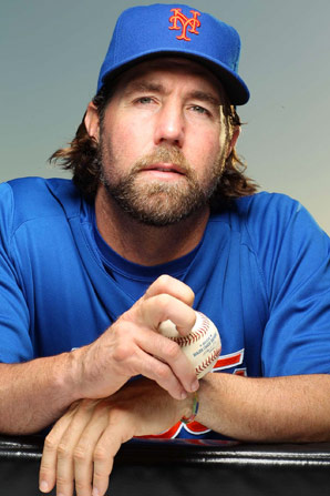 R.A. Dickey won't start All-Star game