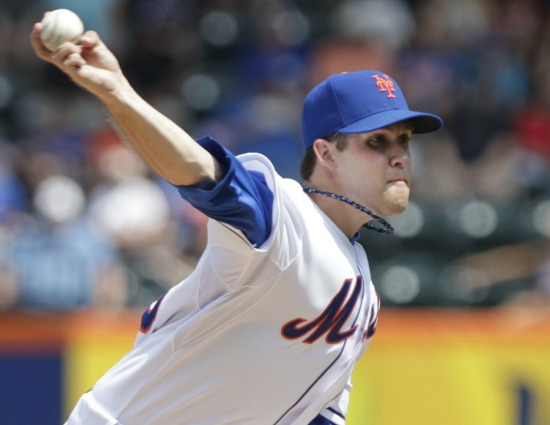Mets reward Collin McHugh for incredible debut by sending him to minors