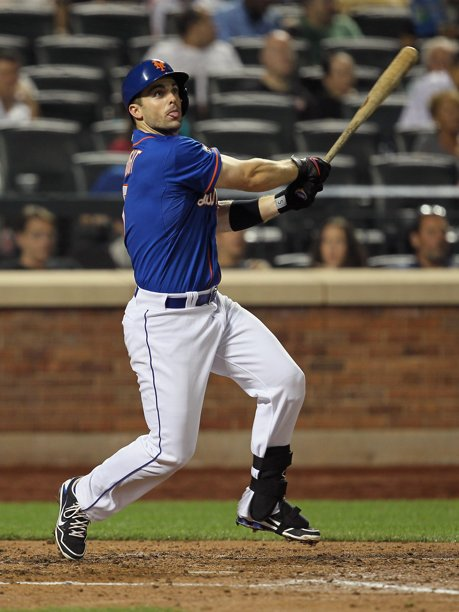 David Wright connects for 200th career homer
