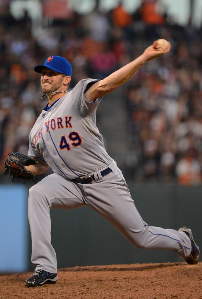 Jonathon Niese picks up 8th win of season