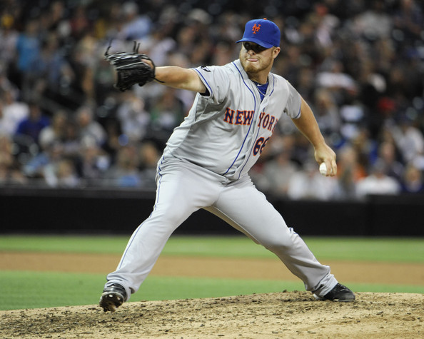 Josh Edgin, last lefty standing in Mets bullpen