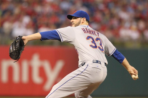 Matt Harvey throws 6 solid innings against Phillies