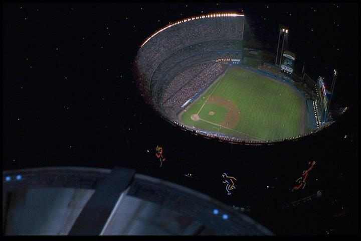"Shea Stadium in Movies: ""Men in Black"""