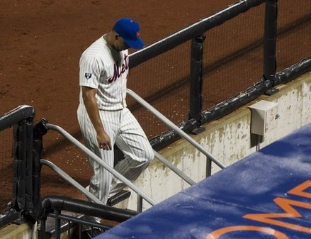 Pedro Beato will never walk into the Citi Field home dugout again