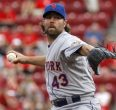 R.A. Dickey not at his best on Wednesday