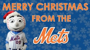 mets christmas