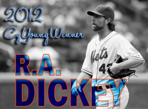 ra dickey-cy-young