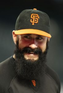 Brian Wilson bringing his beard to New York?