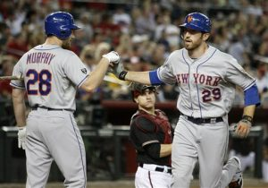 Daniel Murphy &amp; Ike Davis looking for big paydays.