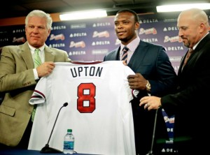 Justin Upton was never close to being a Met.