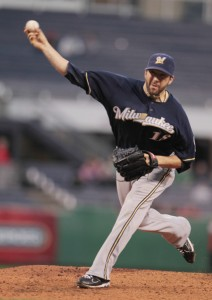Shaun Marcum signs with Mets.