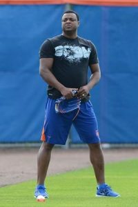 Frank Francisco will be doing more standing around in Port St. Lucie.