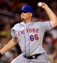 Josh Edgin will likely be part of Mets bullpen in 2013.