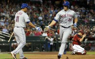 Dillon Gee Sharp, Mets Sweep Diamondbacks
