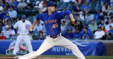 Mets Too Cautious with Zack Wheeler?