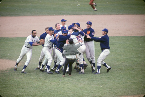 Video 1969 Mets Win World Series Blogging Mets