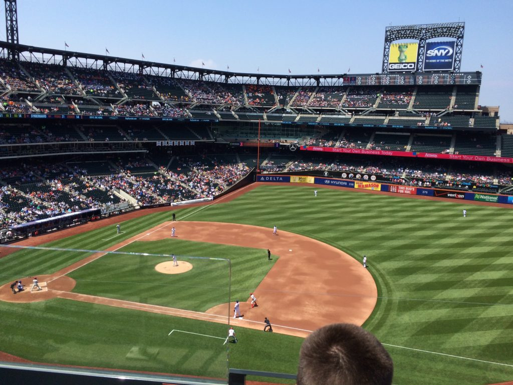 Citi Field Covered Seats Velcromag