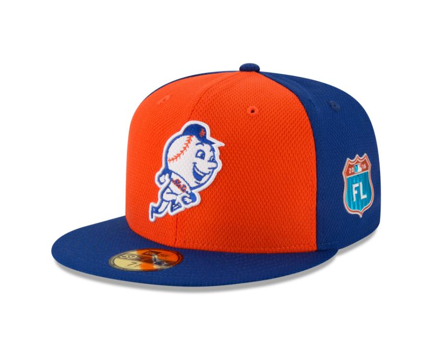 Mets Unveil 2016 Spring Training Hat   Jersey – Blogging Mets 66440981665
