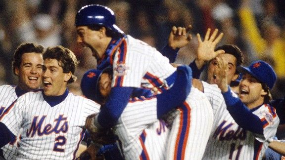 Mets to Wear 1986 Uniforms