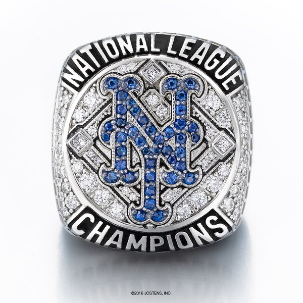 mets nl championship ring