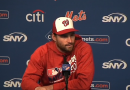 Video: Daniel Murphy Talks Citi Field Return
