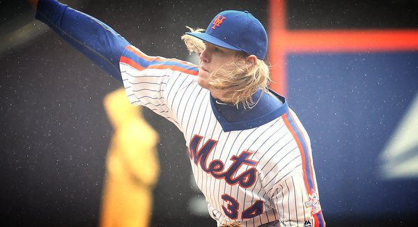 more photos 54345 91c0d Mets Wear 1986 Throwback Uniforms – Blogging Mets