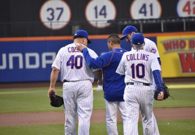 Mets Beat Royals; Bartolo Colon Hurt