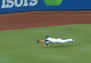 Video: Michael Conforto Sensational Catch