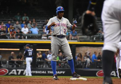 Curtis Granderson's 4th Year Looking Like a Big Problem
