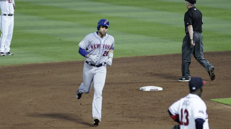 Mets Hold on to Beat Braves