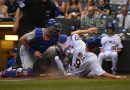 Mets Need Extras to Beat Brewers