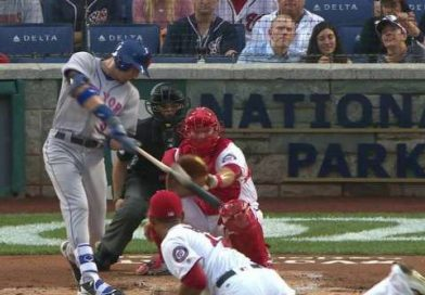 Mets Blow Early Lead, Lose to Nationals