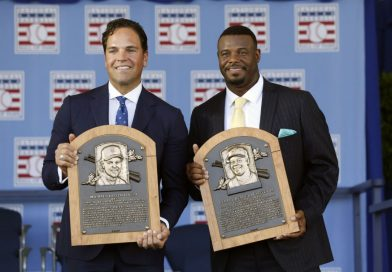 Video: Mike Piazza's Hall of Fame Speech