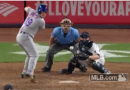 Jay Bruce Homers, Mets Beat Yankees
