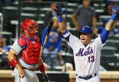 Video: Jose Reyes, Asdrubal Cabrera Home Runs