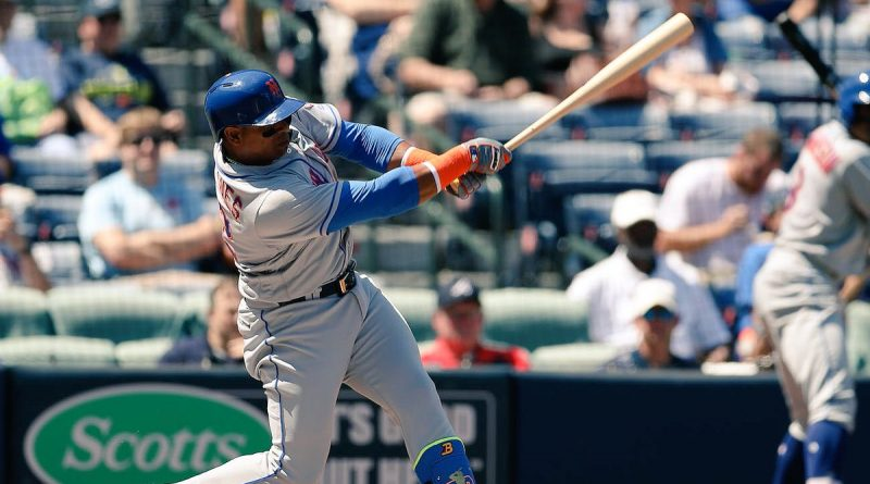 Yoenis Cespedes Kind of Trashes the Mets