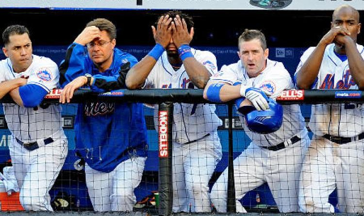 THE List: Top 10 Mets Team Disappointments
